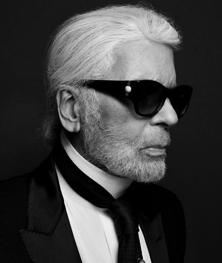 Karl Lagerfeld - những sáng tạo cá nhân phi thường