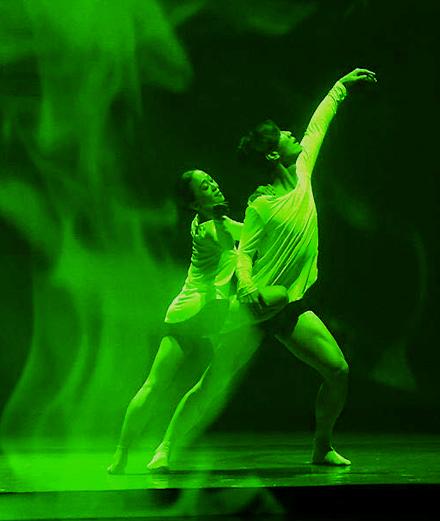 Nguồn cảm hứng Á đông trong tinh thần múa đương đại