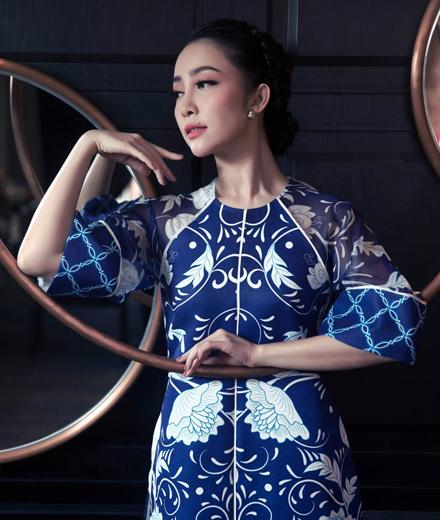 Áo dài Việt Nam, muốn đẹp là được đẹp