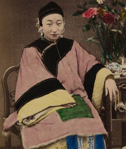 Trung Hoa thế kỷ 19: Nhiếp ảnh thuở hồng hoang