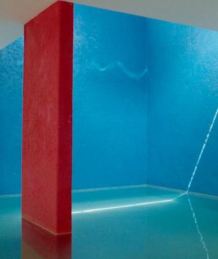 Màu sắc Mexico qua công trình kiến trúc của Luis Barragán