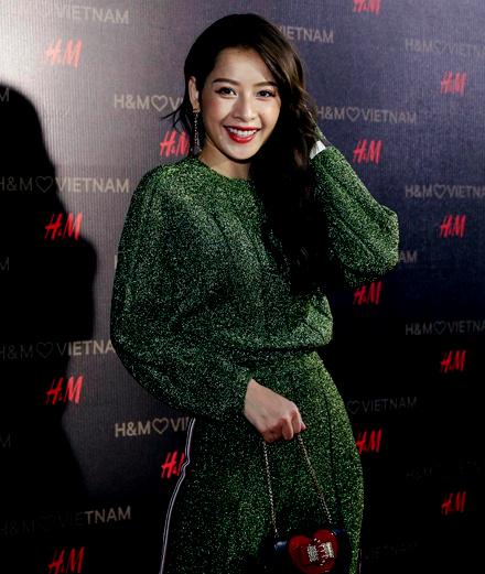 Đêm tiệc hoành tráng ra mắt cửa hiệu H&M đầu tiên tại Việt Nam