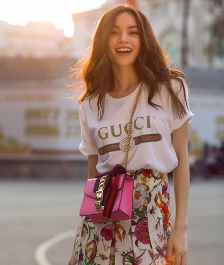 Tại sao Gucci chọn Hồ Ngọc Hà?