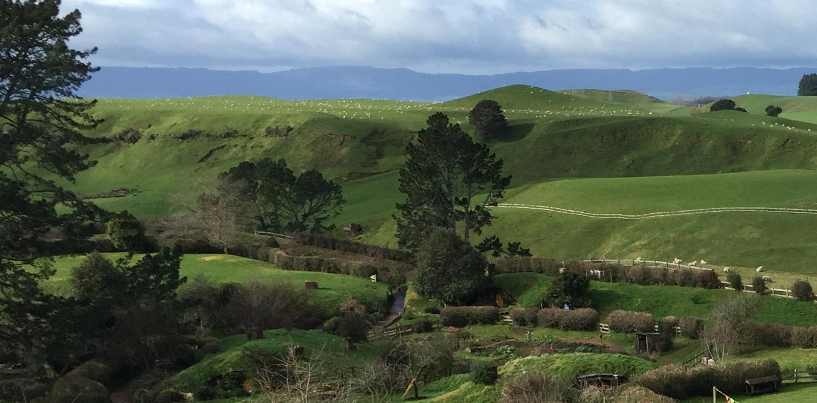 New Zealand, nơi huyền ảo và những điều kỳ diệu