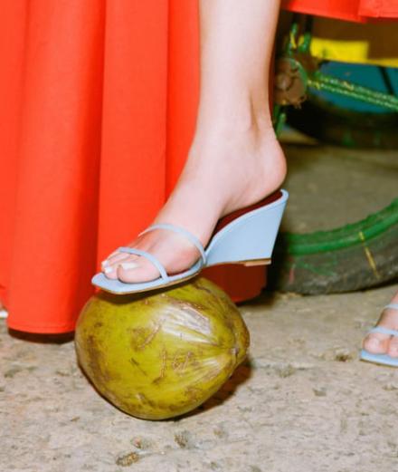 Những đôi sandal trẻ trung, quyến rũ cho mùa hè