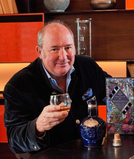 Peter Prentice: Những xúc cảm thăng hoa của Whisky