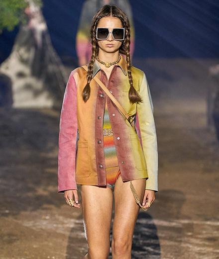 Christian Dior R-T-W Spring 2020: Lời phản hồi đến sự