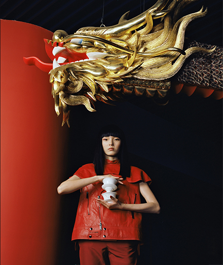 Leslie Zhang: Vẻ đẹp chân dung thời trang Á Châu