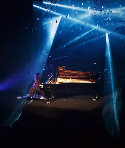 Tỉnh – Khi tiếng dương cầm biết nhỏ lệ