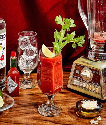 Bloody Mary - Sắc đỏ quyến rũ của cocktail