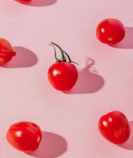 Dưỡng da mùa hè hiệu quả bằng cà chua và sữa tươi