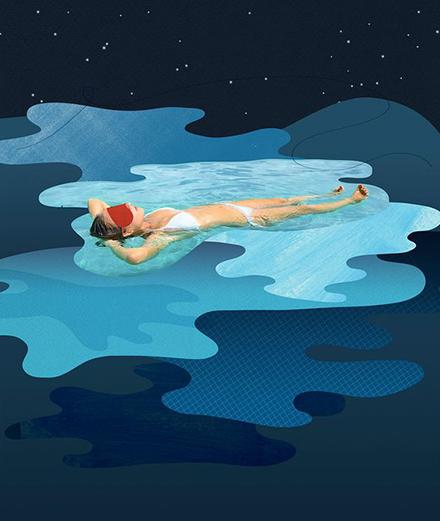 Float - Liệu pháp cô lập giác quan
