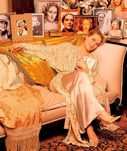 25 khoảnh khắc làm nên tên tuổi nữ minh tinh huyền thoại Hollywood - Meryl Streep