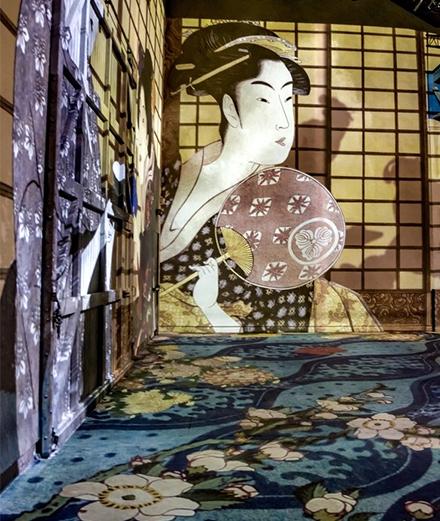 Một Nhật Bản mộng mơ giữa lòng nước Pháp