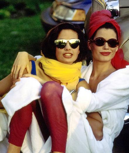 Độc đáo thời trang thập niên 80 tại Mỹ