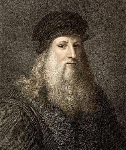 10 điều bạn chưa biết về Leonardo da Vinci