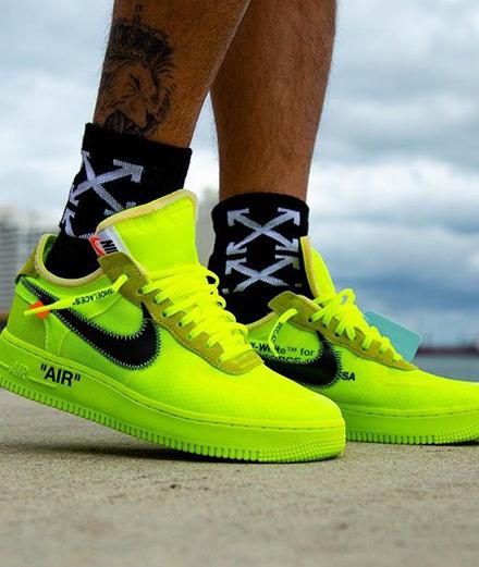 Bí ẩn đằng sau màu sắc của những chiếc sneakers