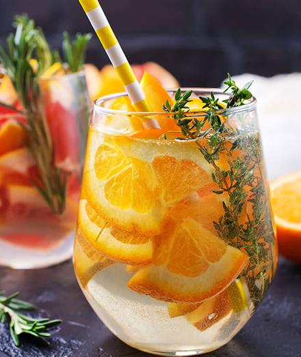 4 công thức cocktail giúp bổ sung sức đề kháng