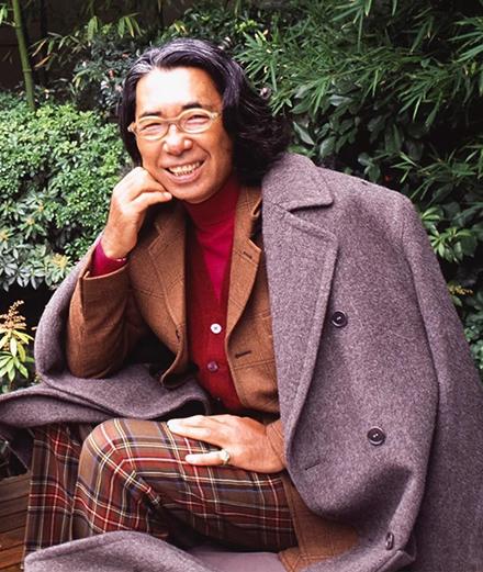 Kenzo Takada: Thế giới thật đẹp đẽ