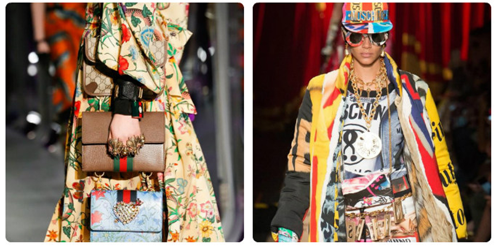 13 xu hướng trang sức độc đáo tại Milan Fashion Week 2017-2018
