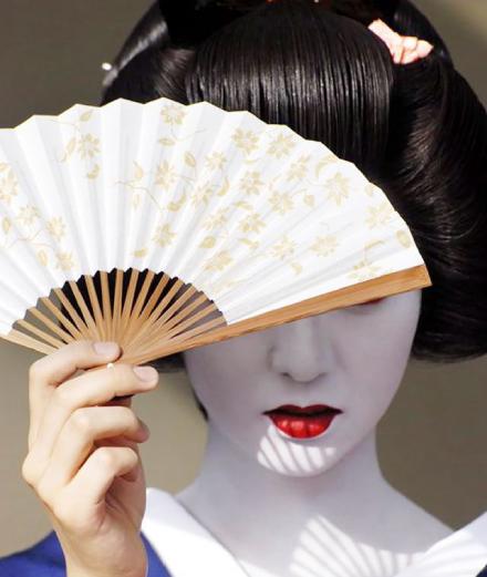 Nàng Geisha bí ẩn của Yokohama