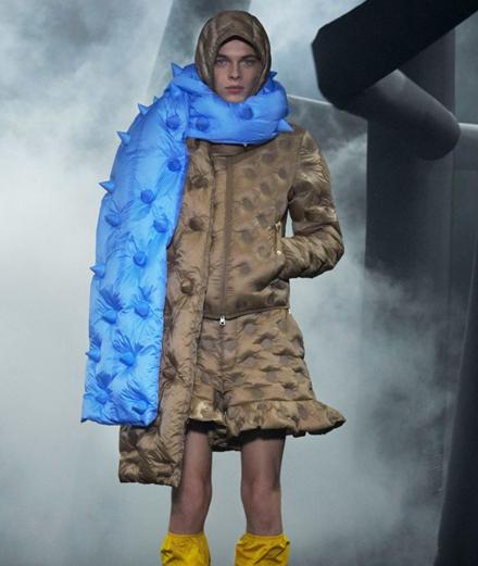 Khi cảm hứng thiết kế thời trang đến từ đồ nội thất